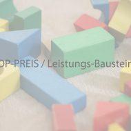 TOP-PREIS / Leistungs-Bausteine