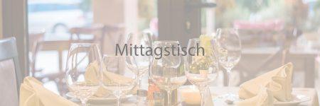 NEDERKORNs Mittags-Tisch (schnell, preiswert und schmackhaft) – auch abends möglich